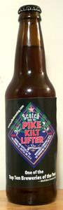 Pike Kilt Lifter Scotch Style Ale