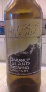 Peril Strait Pale Ale