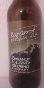 Baranof Brown