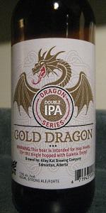 Dragon Series Gold Dragon Double IPA