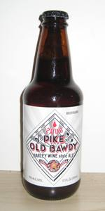 Pike Old Bawdy Barley Wine