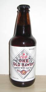 Pike Old Bawdy Barley Wine