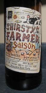 Thirsty Farmer Saison