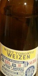 West Toronto Weizen