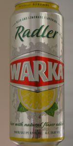 Warka Radler (Lemonade)