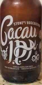 Bodebrown / Stone Cacau IPA