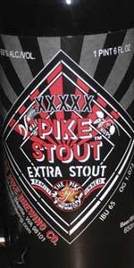 Pike Street XXXXX Stout