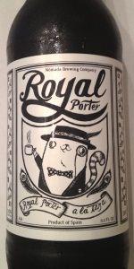 Royal Porter A La Taza