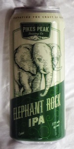 Elephant Rock IPA