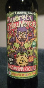 Monkey Drummer & The Incomplete Octave