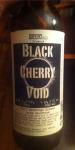 Black Cherry Void