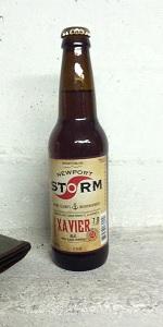 Newport Storm - Xavier (Cyclone Series)