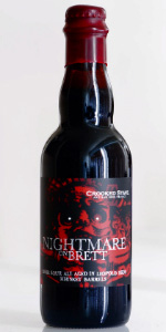 Crooked Stave Nightmare On Brett (Leopold Bros. Whiskey Barrel-Aged)