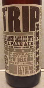 The Trip XVII (Segal Ranch Cascade Rye IPA)