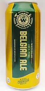 Brick Waterloo Belgian Ale