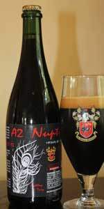 Black Damnation XII - Nuptiale A2 (Ashley & Trey Wedding Ale)