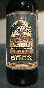 Twisted Oak Stillage Rye Barrel-Aged Bock