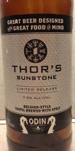 Thor's Sunstone
