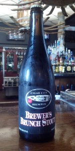 Brewer's Brunch Stout