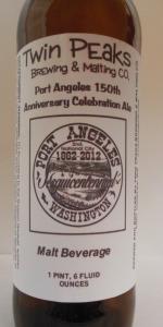 Port Angeles Anniversary Beer
