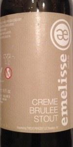 "Emelisse ""Innovation Serie"" Creme Brulee Stout"