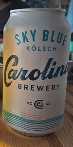 Sky Blue Golden Ale