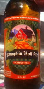 Pumpkin Roll Ale