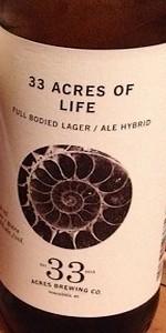 33 Acres Of Life