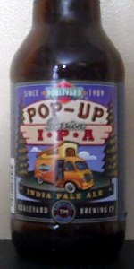 Pop-Up Session IPA