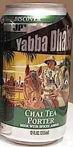 Yabba Dhaba Chai Tea Porter