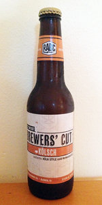 Brewers' Cut Kölsch
