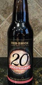 Red Brick Brick Mason Series #7: 20th Anniversary