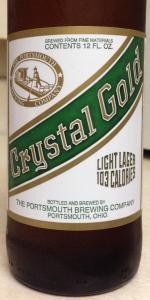 Portsmouth Crystal Gold Light Lager