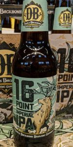 Sixteen Point Imperial IPA