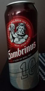 Gambrinus Original 10°