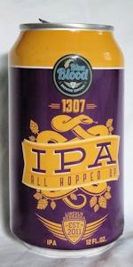 1307 All Hopped Up IPA