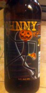 Johnny Rails Pumpkin Ale