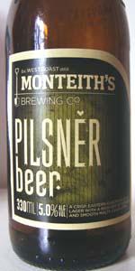 Monteith's Pilsener