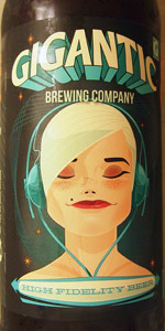 High Fidelity Beer