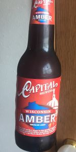 Wisconsin Amber