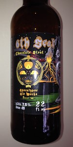6th Seal Chocolate Stout
