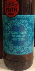 Lips Of Faith - Coconut Curry Hefeweizen