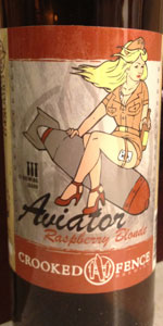 Aviator: Raspberry Blonde