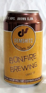 Demshitz Brown Ale