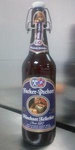 Hacker-Pschorr Munchner Kellerbier (Anno 1417)