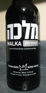 Malka Keha (Stout)