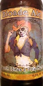 Day Of The Dead Beer (Cerveza De Los Muertos) Death Rides A Pale Horse