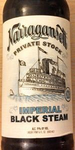 Private Stock Imperial Black Steam