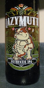Lazy Mutt Authentic IPA