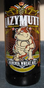 Lazy Mutt Alberta Wheat Ale
